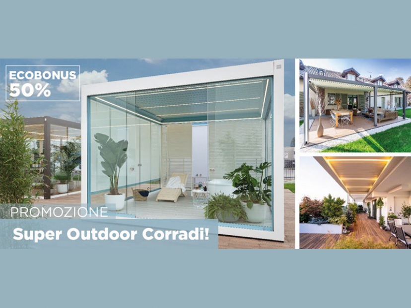 Super Outdoor Corradi!